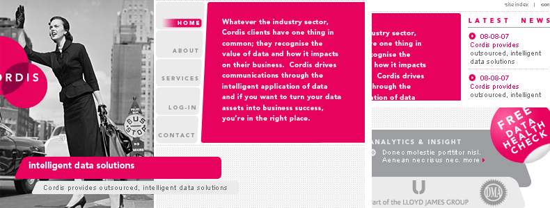 cordis website
