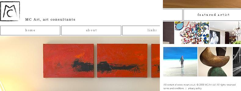 mc art website