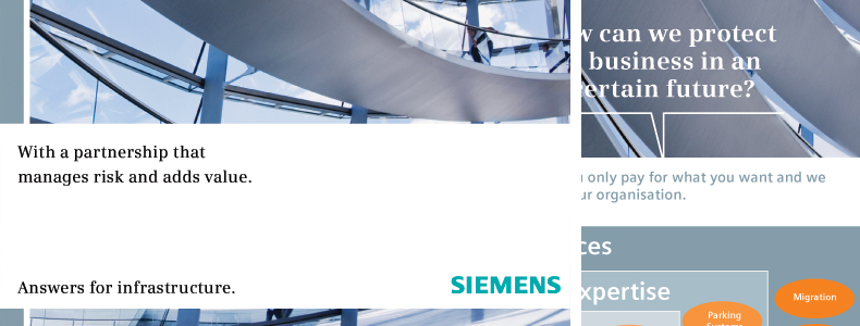 siemens collateral